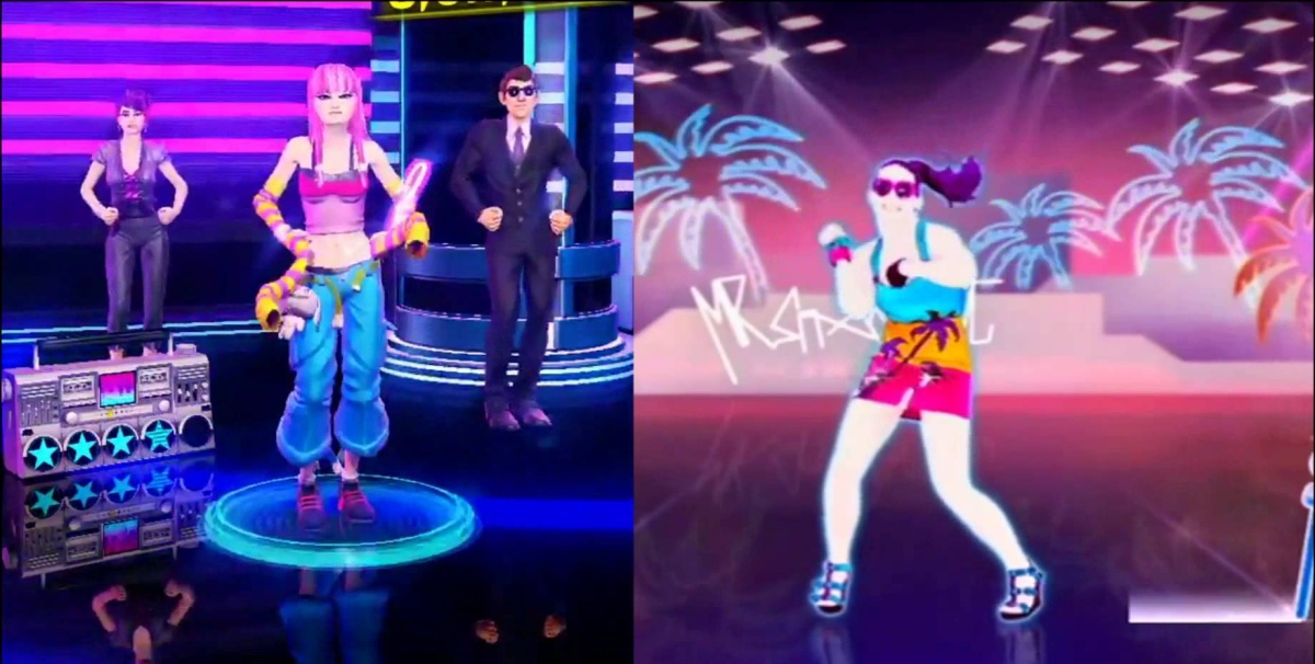 Game Of The Month April 2018:Just DanceCentral