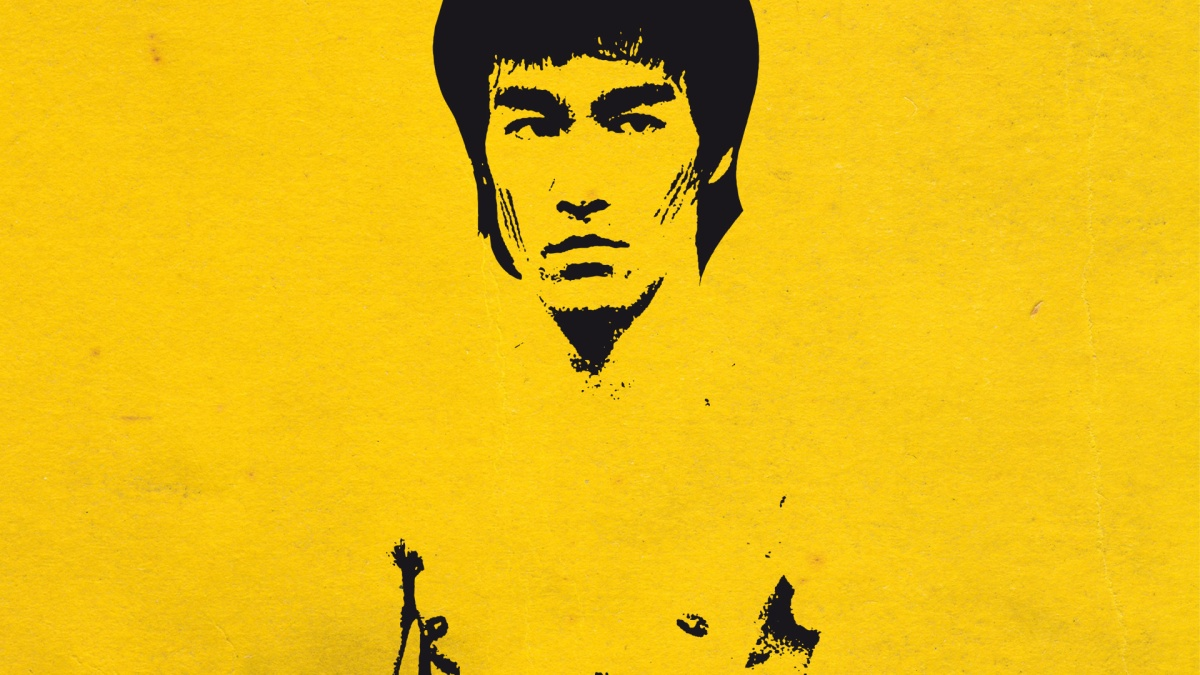 Characters Inspired From BruceLee